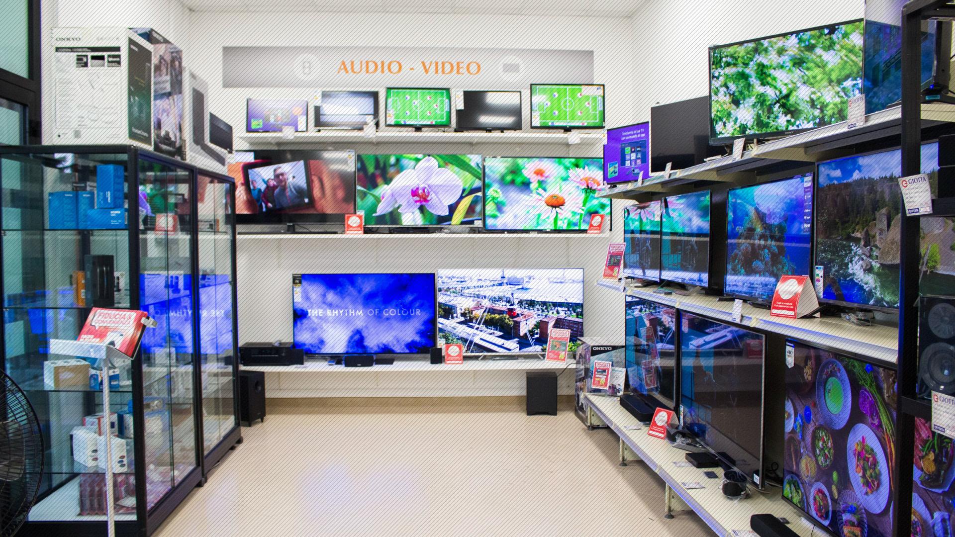 elettronica e tv_elettrodomestici